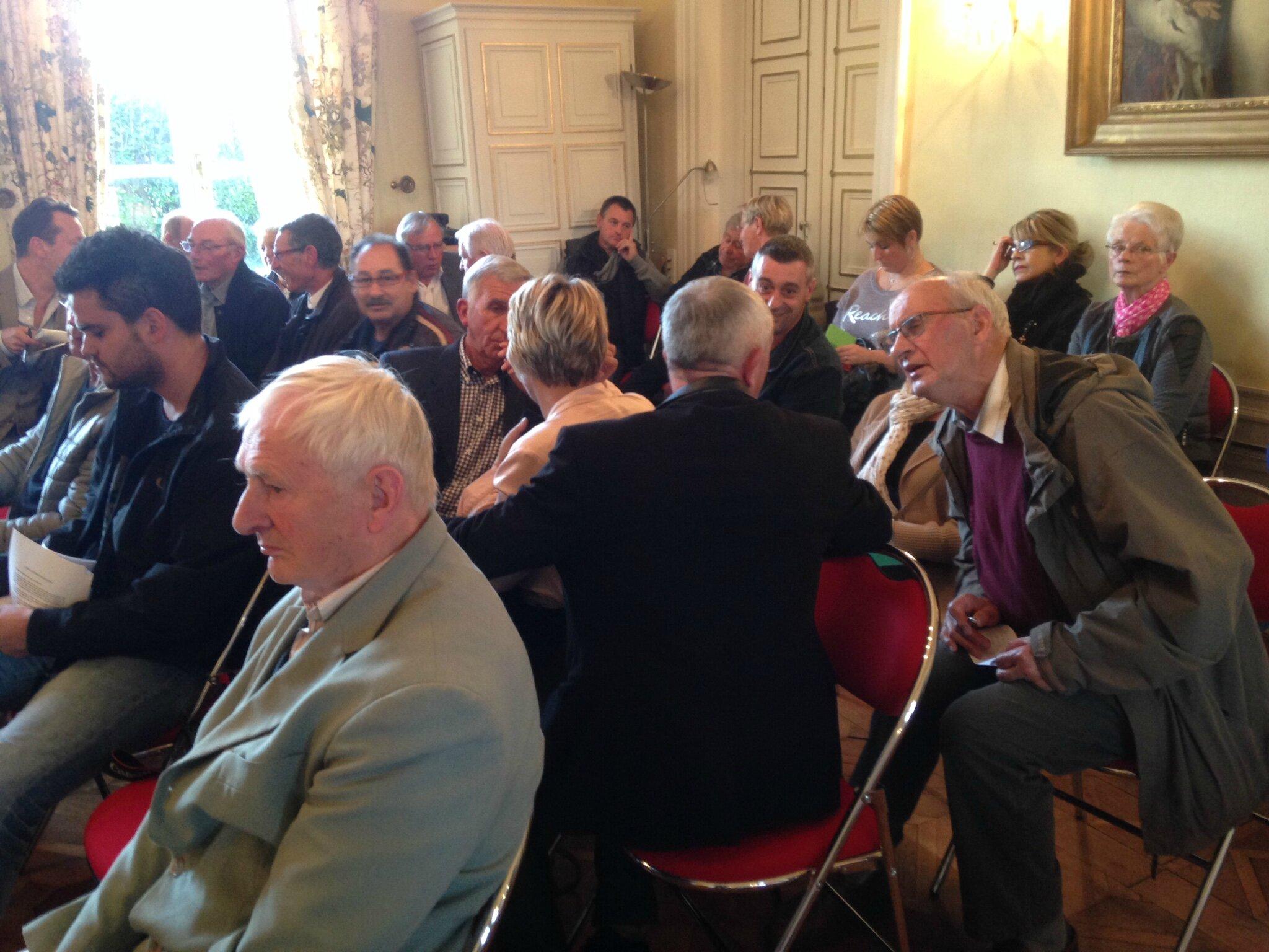 les premiers protocoles «Participation citoyenne» de la Manche signés à Avranches - vendredi 9 octobre 2015