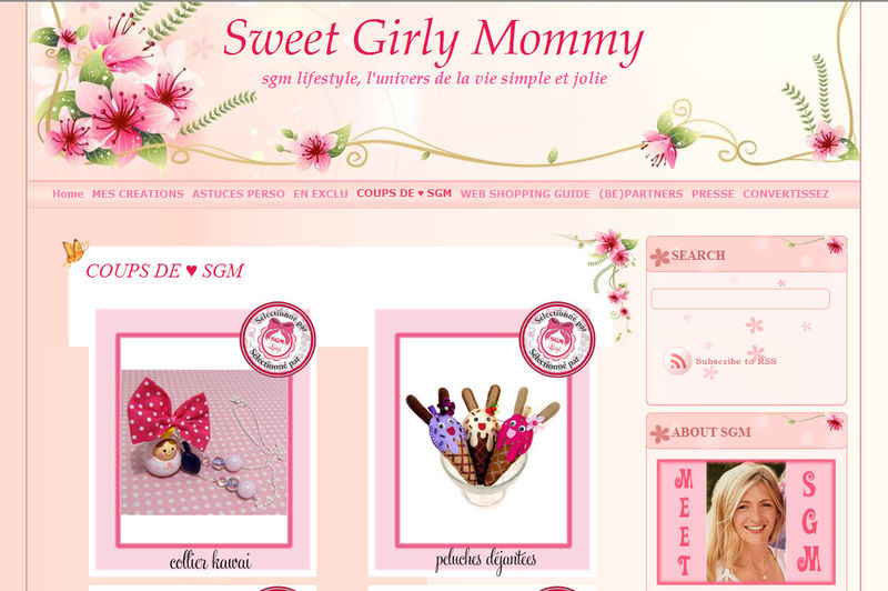 Publication Sweet Girl Mommy