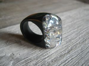bague poly noir transparent2