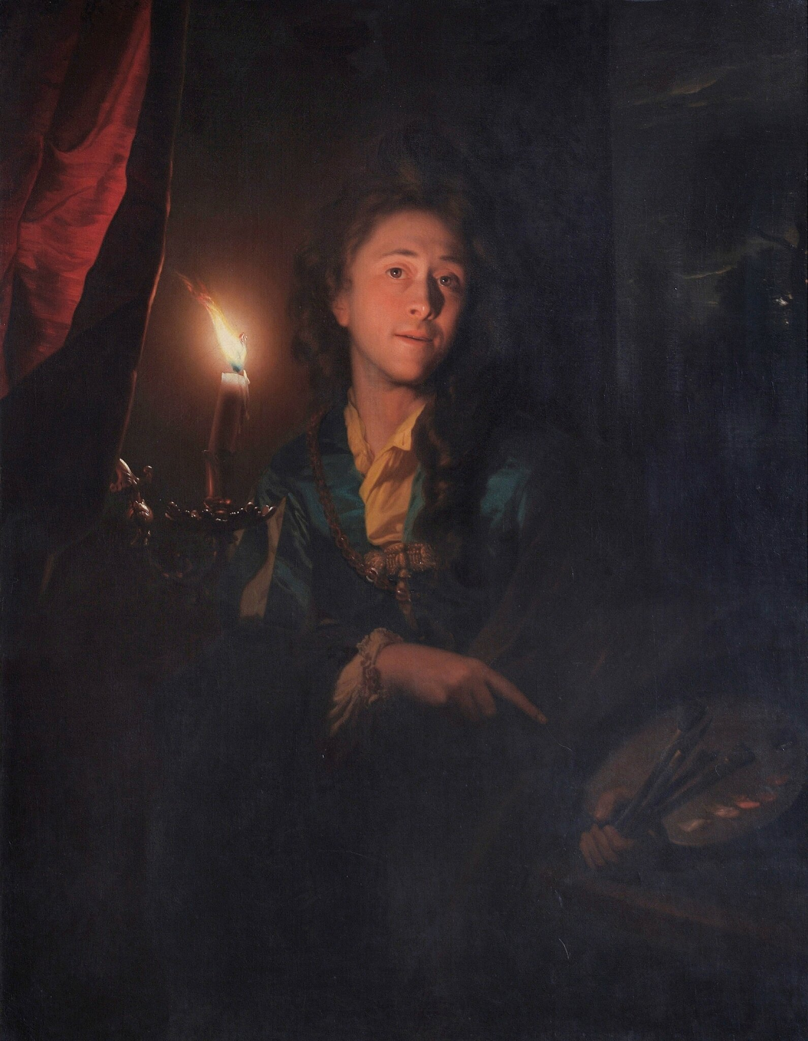 Wallraf-Richartz-Museum opens first-ever exhibition to survey Godefridus Schalcken's oeuvre