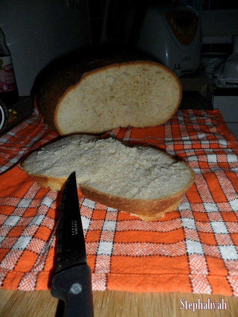 Pain brioché façon pain d'épices -- 26 février 2014