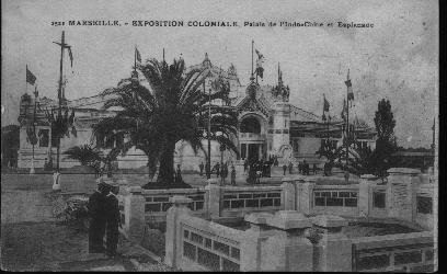 05. Exposition coloniale Marseille 1922 Palais de l'Indochine ww