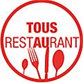 Tous au restaurant - votre invité est notre invité!!