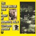 Cedar Walton Trio - 1973 - A Night At Boomers, Vol