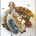 ravioli huitre