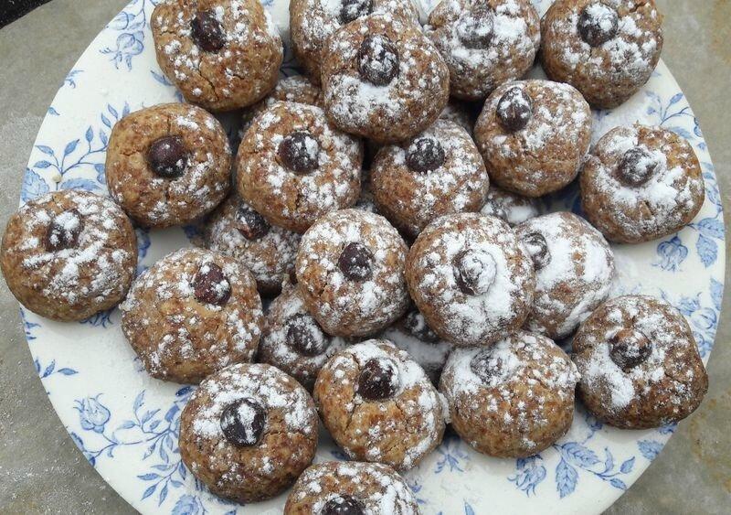 biscuits tendres aux noisettes (5)