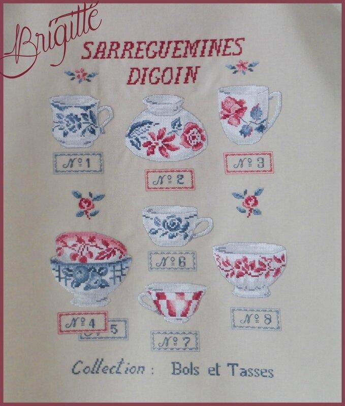 Bols Sarreguemines