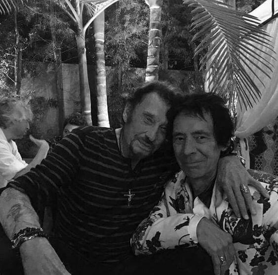Johnny & Robine