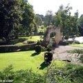 Le jardin du plessis sasnières dans le loir & cher.