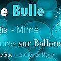 Spectacles de magie et sculptures sur ballons pro sur bordeaux,la gironde et la region aquitaine