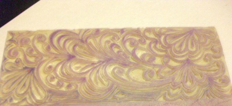 texture lino