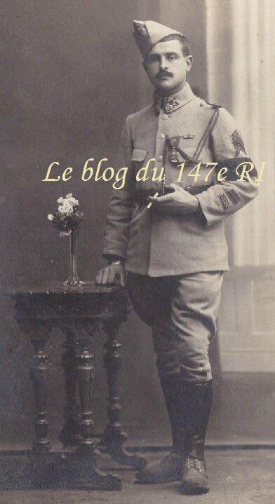 Caporal musicien 1918