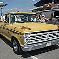 Ford f-100 custom 2door pick-up 1973