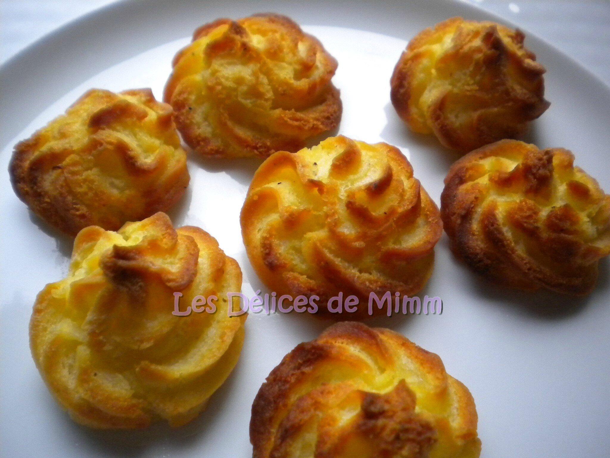Pommes duchesse maison les d lices de mimm - Pomme de terre rissolees maison ...