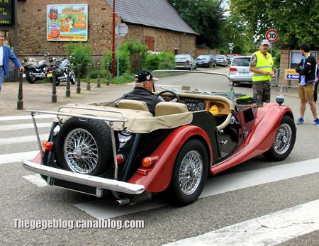 Morgan plus 4 2+2 convertible (Retrorencard aout 2012) 02
