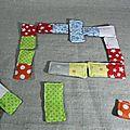 Des dominos pour le ram
