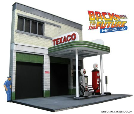 texaco bttf back to the future hill valley scenery heroclix remi bostal (1)