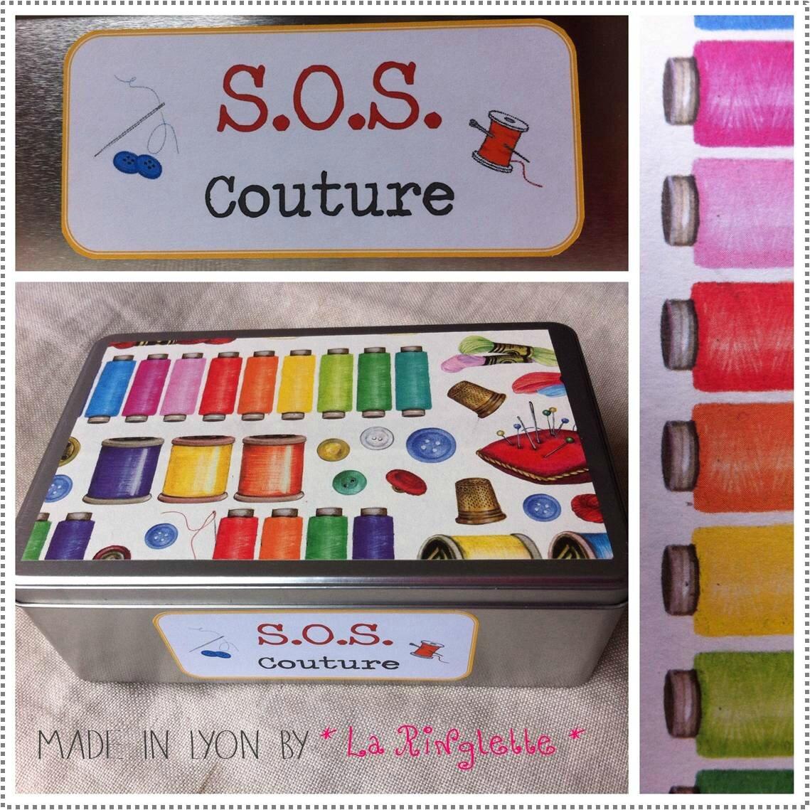 On a toujours besoin d 39 une petite boite couture chez soi for Ou acheter une boite a couture