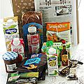 La nouvelle degustabox est arrivée.....une recette et résultat du concours