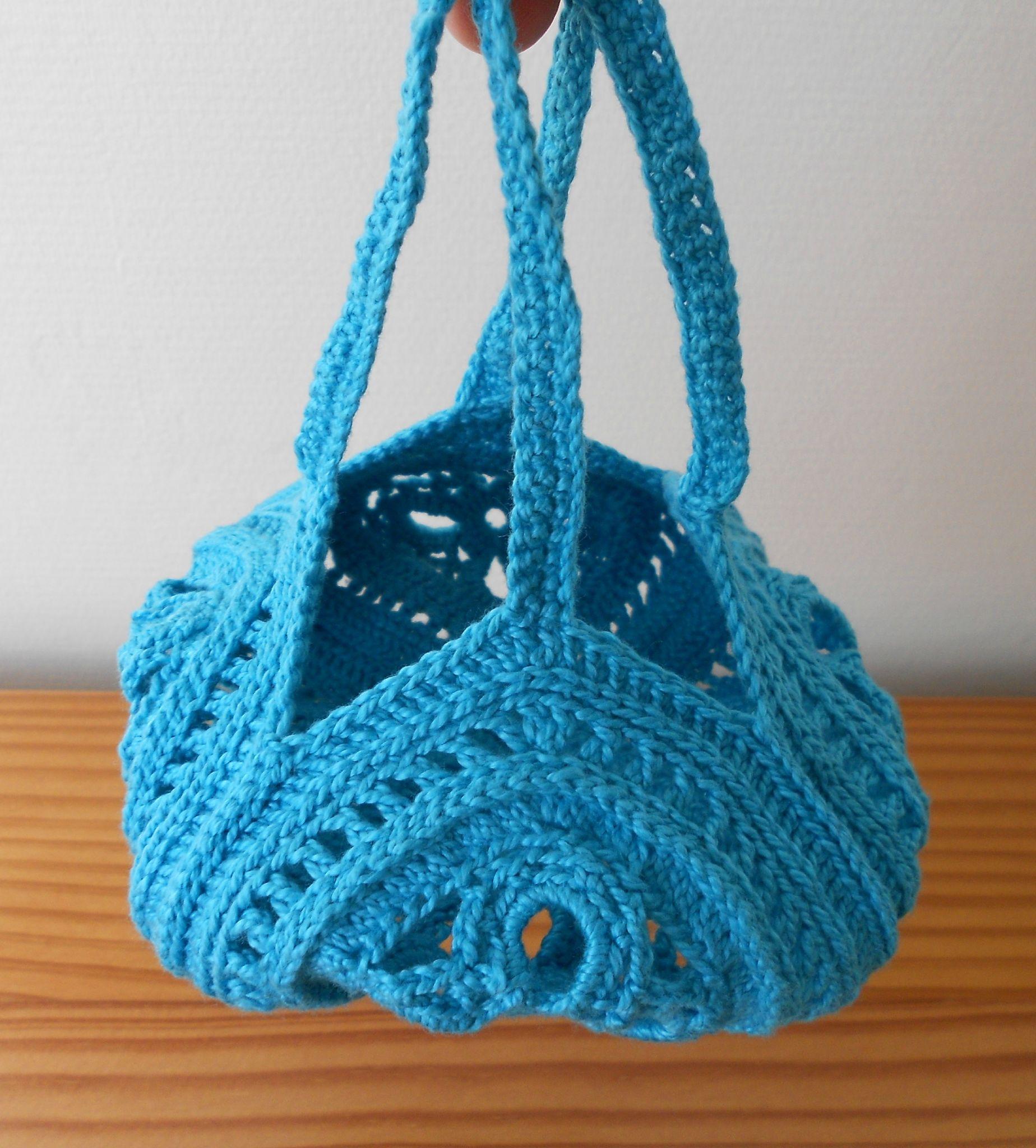 Des Sacs En Crochet : Petit sac au crochet thalicreations