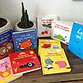 Une sélection de livres pour les tout petits