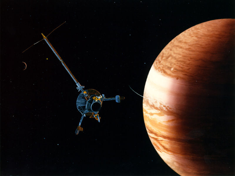 December 29 2000 NASAs Galileo spacecraft  manages the Galileo mission for NASAs Office of Space Science Washington DC