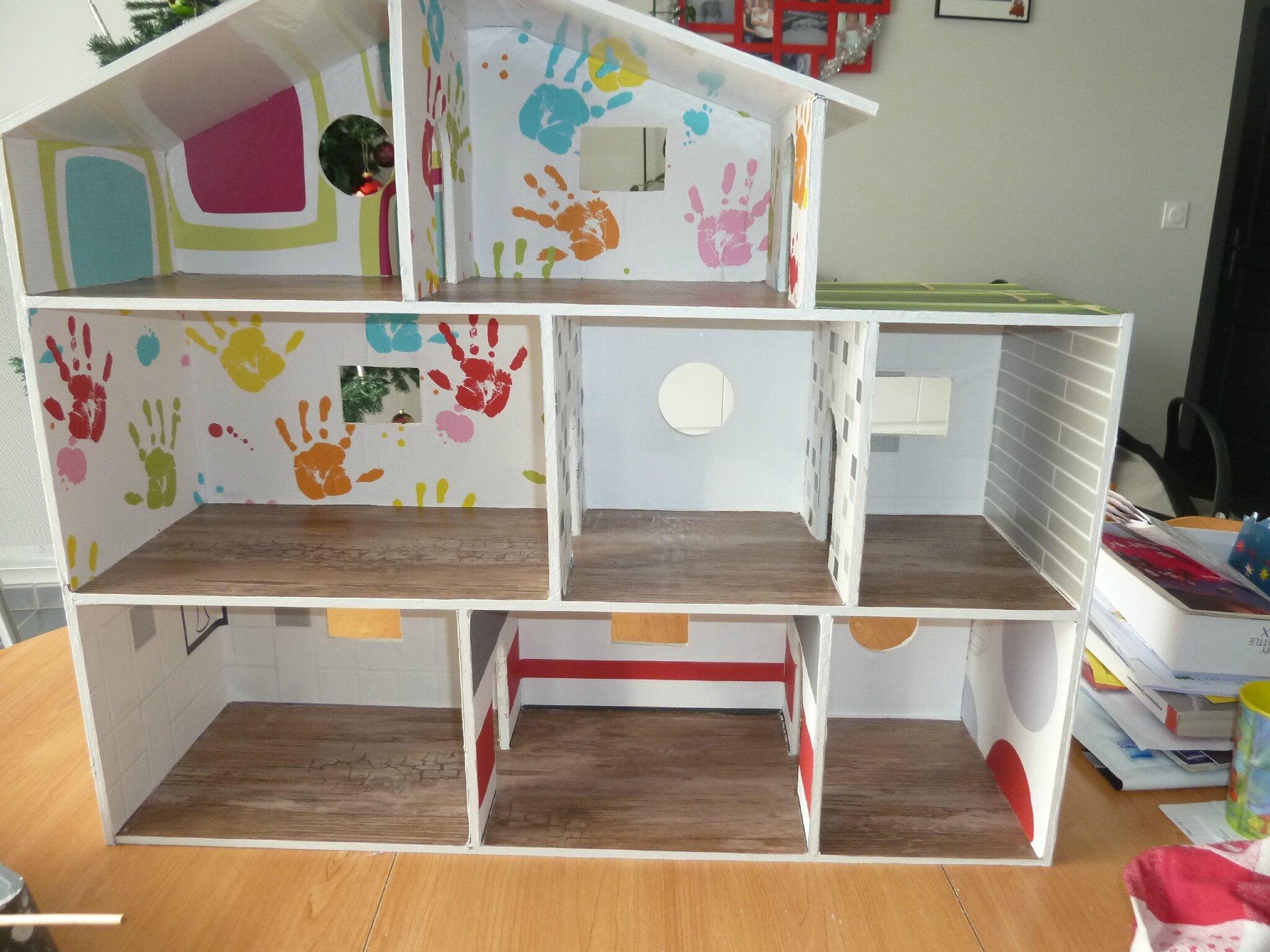 expo photos des r alisations de maisons de poup es le nuancier de marie. Black Bedroom Furniture Sets. Home Design Ideas