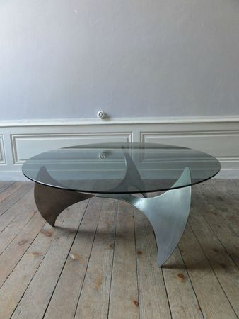 table basse 70's 2