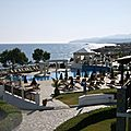 Alexander beach une des piscines
