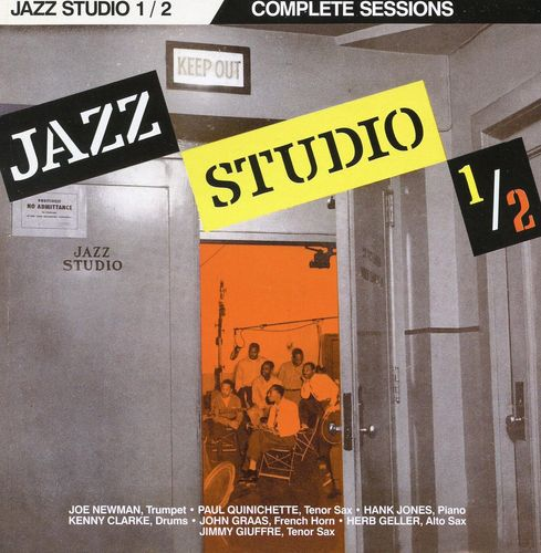 John Graas - 1953-54 - Complete sessions Jazz Studio Vol