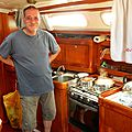 Cuisine à bord du Zaglav 150416