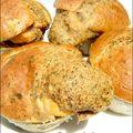 Muffins aux herbes... totalement destructurés!