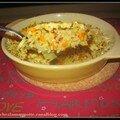 Gratin de quinoa aux carottes