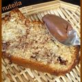 Cake banana°°°nutella