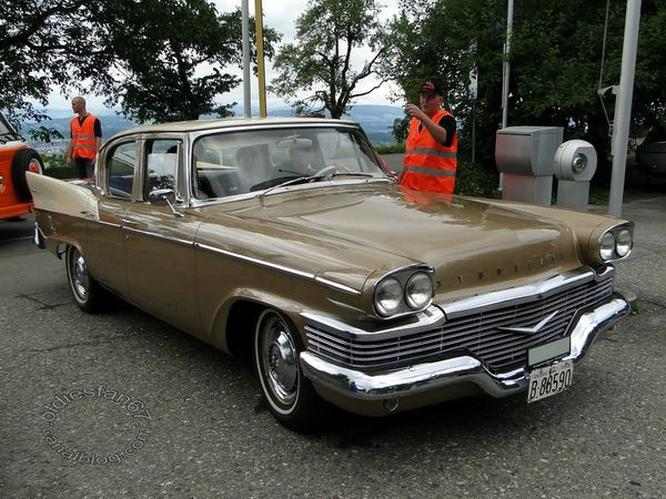 studebaker commander 4door sedan 1958 a