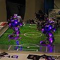 Robots dansants