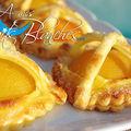 Petits paniers abricot
