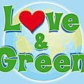 Les fesses au sec avec love and green
