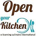 Cours de cuisine en live avec open your kitchen ...