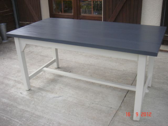 Peindre Table  Intrieur Dco