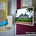 Mini album - Equipe créative Nesiris - Stampin'up9