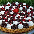 Fantastik chocolat fraises