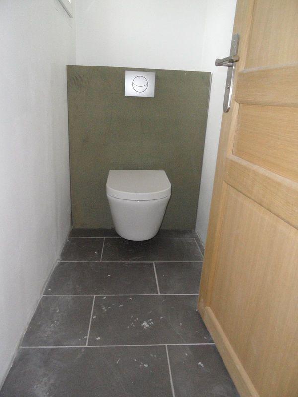 l 39 am nagement de la salle de bain la mise en place du receveur et de la vasque guit. Black Bedroom Furniture Sets. Home Design Ideas