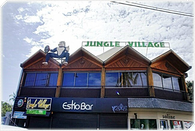 ST GILLES VILLE JUNGLE VILLAGE DE PRES