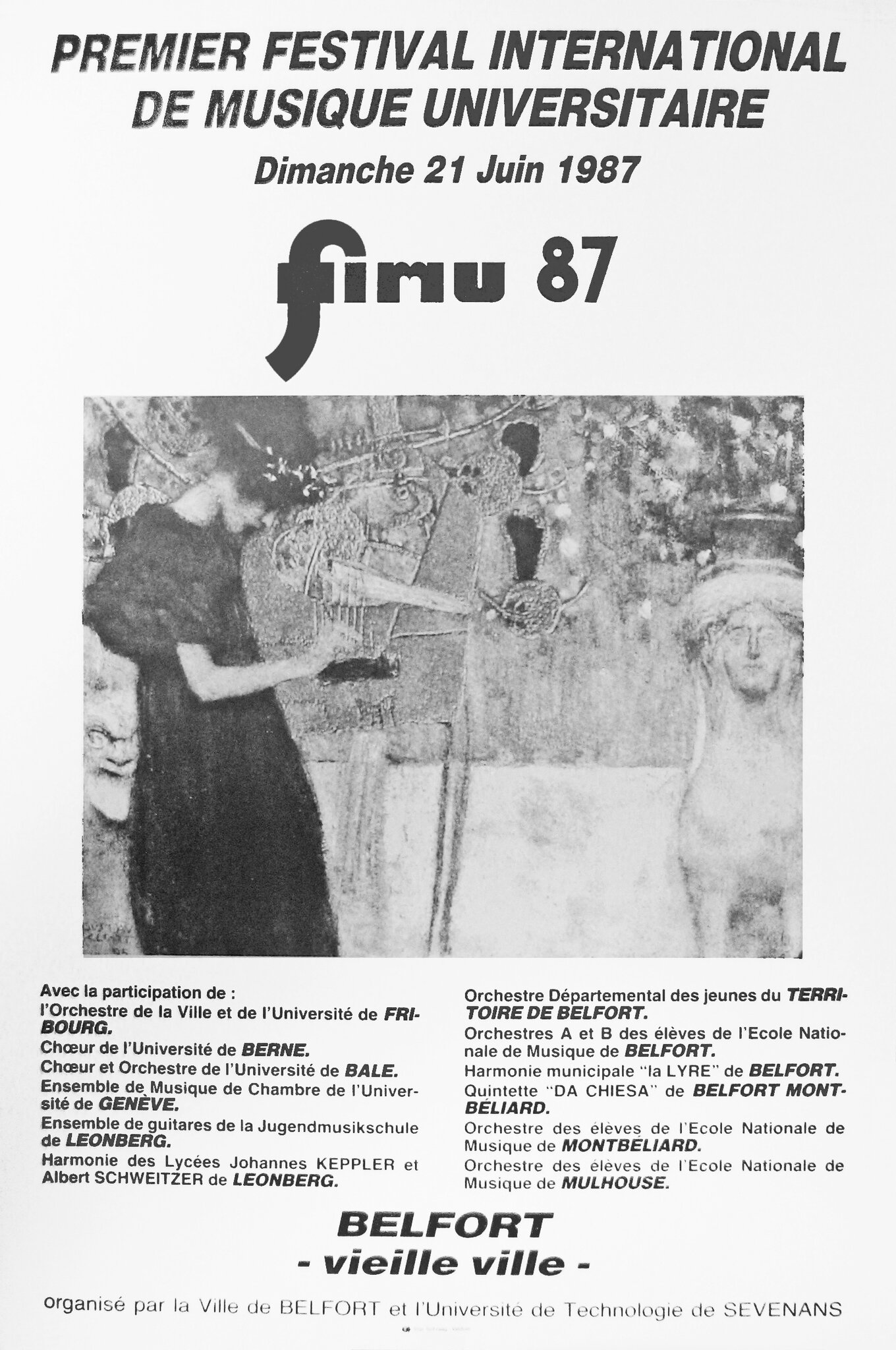 FIMU 1987-2016, 30 éditions musicales