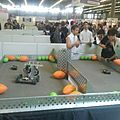 Robot match