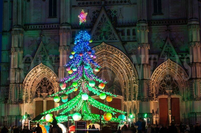 Cathédrale sapin Noël 2017 (13)