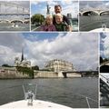 Paris from the river ...