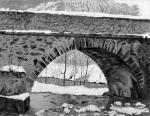 -2010-Pont de Savignac (fusain et pastel) -40x30-