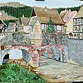 Vieux Pont Romain de Kaysersberg,